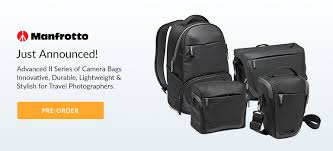 <b>Manfrotto</b> Advanced II Series of Camera <b>Bags</b> | Adorama