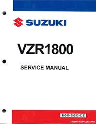 2006 2016 suzuki vzr1800 m109 boulevard motorcycle service manual 2006 2014 suzuki vzr1800 m109 boulevard service manual