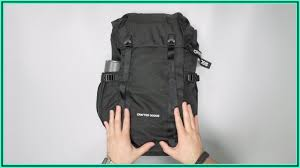 A wide variety of laptop backpack options are available to you Crafted Goods Eiger 25l Backpack Review Initial Thoughts Youtube
