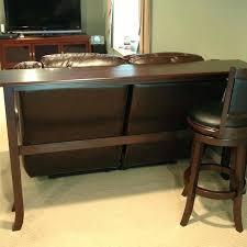 wall bar tables wall mounted bar table diy