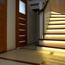 lighting for stairs. Intelligent Motion Controller :: Oświetlenie Schodów LED, Schodowe LED | SOLED Białystok Lighting For Stairs R