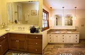 ... Before Bathroom Remodel Medium Size Luxurious Accessible Master  Bathroom Remodel In Waukesha Bath Design Ideas Luxury Bedrooms ...