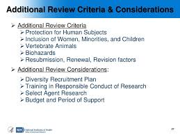 Nih Research Training Awards Ppt Download