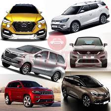 new car launches suvUpcoming new cars in india 20162017 SUV  MUV 7 and 8 seater