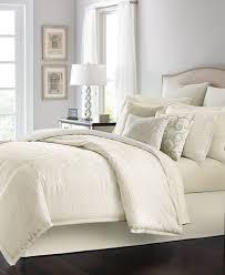 ivory queen comforter set.  Queen Martha Stewart Bedding Juliette Ivory 10Pc QUEEN Comforter Set 14  G616 To Queen T