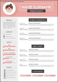 Etsy Resume Template Gorgeous Etcy Modern Resume Kenicandlecomfortzone