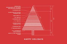 Architectural Holiday Cards. Other approaches cover everything from  abstract building designs and architectural snowflakes to a structural  diagram of