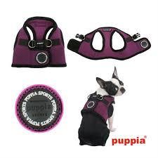 Puppia Soft Dog Harness Sizing Chart Puppia Soft Vest Dog Harness B