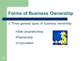 types of business ownerships the three forms of business ownership military bralicious co