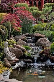 Japanese-inspired Gardens | An Asian-inspired garden makes a backyard a  true retreat