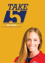 TAKE 5 with USA Water Polo's KK Clark | News | Palo Alto Online |