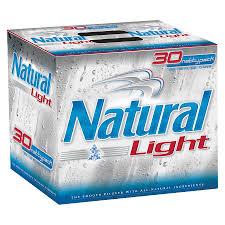 Pack Of Natty Light Natural Light Beer Walgreens