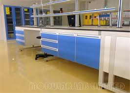 painted office furniture. MDF Painted Steel Aluminum Alloy 304SUS Wooden Laboratory Work Table / Office Furniture N
