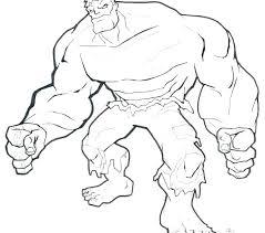Hulk Coloring Pages Printable Printable Hulk Coloring Pages