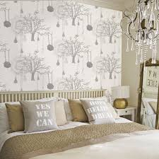 Small Picture Beautiful Bedroom Wallpapers Ideas Bedroom wallpaper Diy