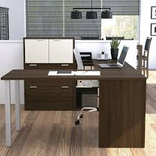 image of good u shaped desks