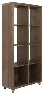 8 cube bookcase walnut mainstays assembly instructions transitional bookcases