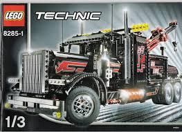 Lego Tow Truck Instructions 8285 Technic