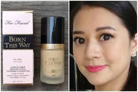 too faced makeup photo 1