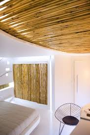 top bamboo ceiling