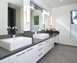 dark grey and white bathroom grey and white bathroom dark grey countertops with white cabinets bathroom