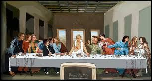 ian last supper