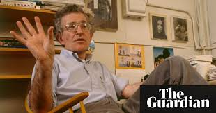my hero noam chomsky by charles glass books the guardian