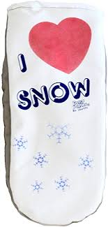 Freezy Freakies - I <b>Love Snow</b> Mitten Style - Retro Color-Changing ...
