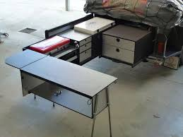 Camper Trailer Kitchen Designs Offroad Camper Trailer Kitchen Slide Storage 1 Camp Cottage