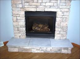 interiors awesome stone fireplace makeover whitewash stone fireplace faux stone fireplace surround stone tile fireplace