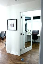 office french doors. Home Office French Doors Simple Creamy With Glass Door Into Interior .