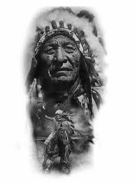 Tetování Indiáni