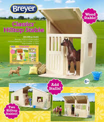 hilltop le the perfect place for building a barn for your classic sized breyer models wood box stall with 3 windows and sliding door you can more