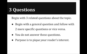tutorial hook strategies to begin your introduction paragraph  tutorial hook strategies to begin your introduction paragraph