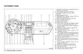 2004 murano owner s manual 10