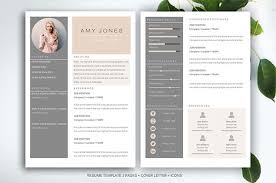 Modern Resume Templates Word Modern Microsoft Word Resume And Cover