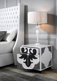 bedroom furniture black and white. white gloss bedroom furniture bedside table night tableu2026 black and t