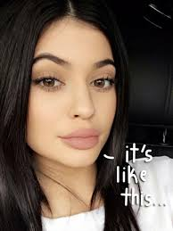 learn how to master the art of the perfect pucker from kylie herself