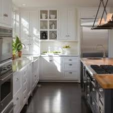 Rustic white kitchens Industrial White Rusticcontemporary Kitchen Hgtv Photo Library White Rustic Kitchen Photos Hgtv