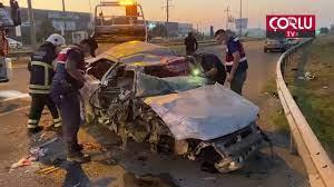 Feci Kazada 2 Kişi öldü 1 kişi yaralandı - YouTube
