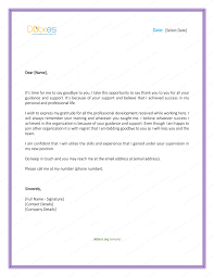Thank You Letters To Boss Thank You Letter To Boss 8 Plus Best Samples And Templates
