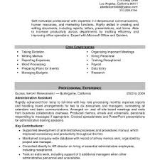 Office Assistant Resume New Fice Assistant Sample Resume ...