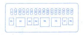 mercedes benz w211 2002 fuse box block circuit breaker diagram mercedes benz w211 2005 rear fuse box block circuit breaker diagram