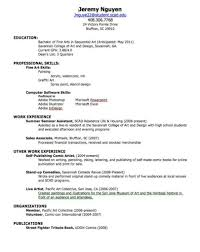 How Do I Make A Resume For Free Make Free Resume How To In Create A For Template Step By And 11