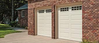 aarons garage doorsimage of raised panel 4206 garage door on aarons garage door