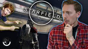 Starfield Just Had A HUGE Leak - Gameplay Screenshot, Spaceship, HUD, &  MORE! - YouTube