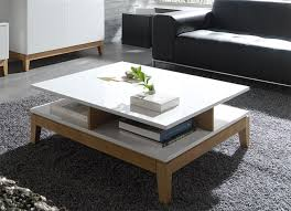 coffee table coffee table white coffee table uk sandrine contemporary high gloss white and oak