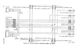 semi trailer wiring diagram wiring diagram lambdarepos truck trailer lights diagram tm 9 82400078im for semi trailer wiring diagram