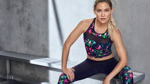 Kate Hudson for Fabletics Entrepreneur - Running Lip