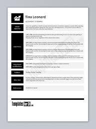 Accountant Resume Template Word Resume Online Builder